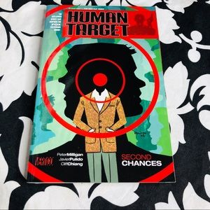 5 for $25| Human Target Second Chances TPB